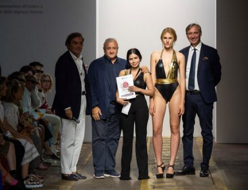 Waleska Prieto wins the National Professional Fashion Competition for Young Stylists – RMI