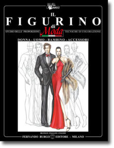 Fashion book figurino