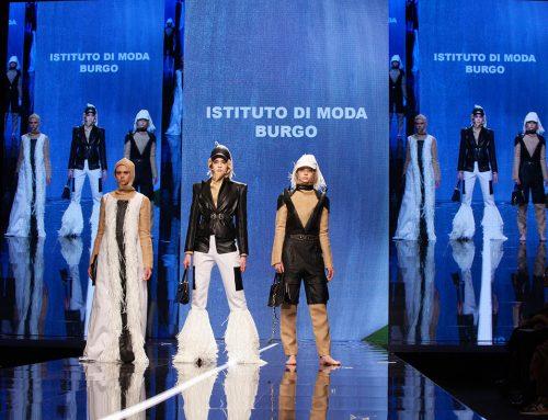 MICAM Elements of Sustainability fashion show