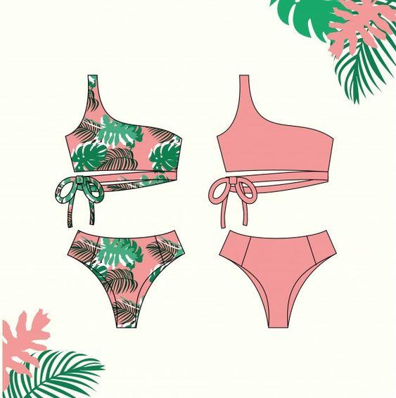 Beachwear Design