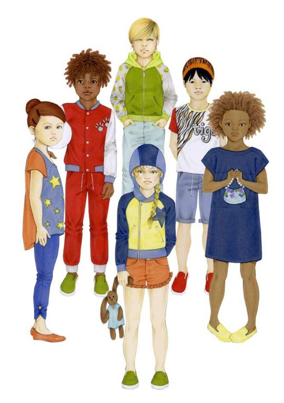 Children's Wear Design