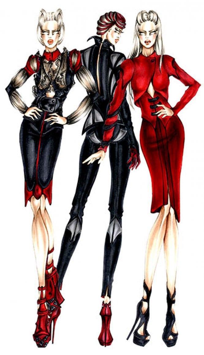 Woman's Wear Design